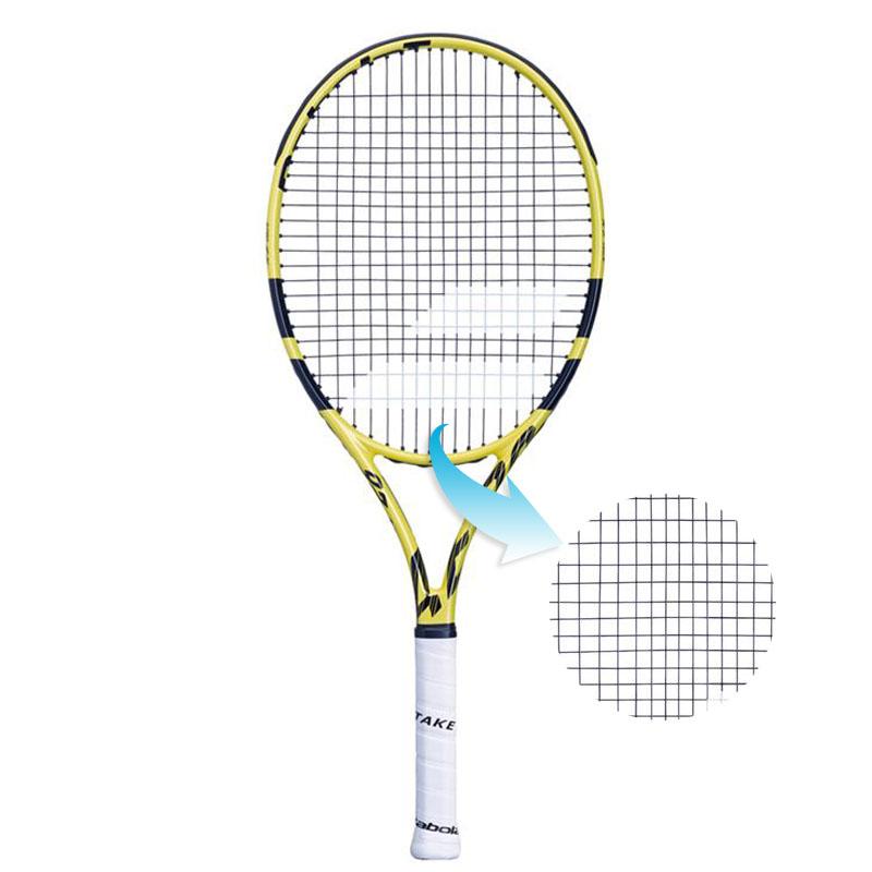 Raquete de Tenis Babolat Pure Aero Junior 26 - 2021  - REAL ESPORTE