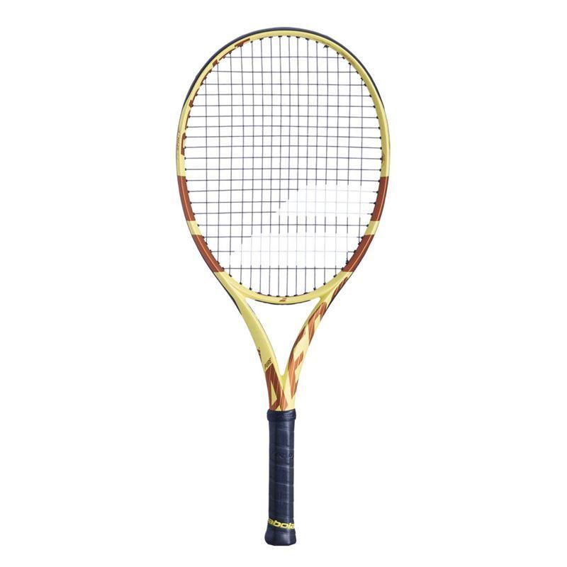 Raquete de Tênis Babolat Pure Aero Junior 26 Roland Garros   - REAL ESPORTE