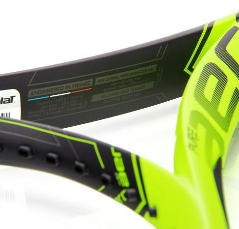 Raquete de Tênis Babolat Pure Aero Plus + Corda e Bola de Brinde  - REAL ESPORTE