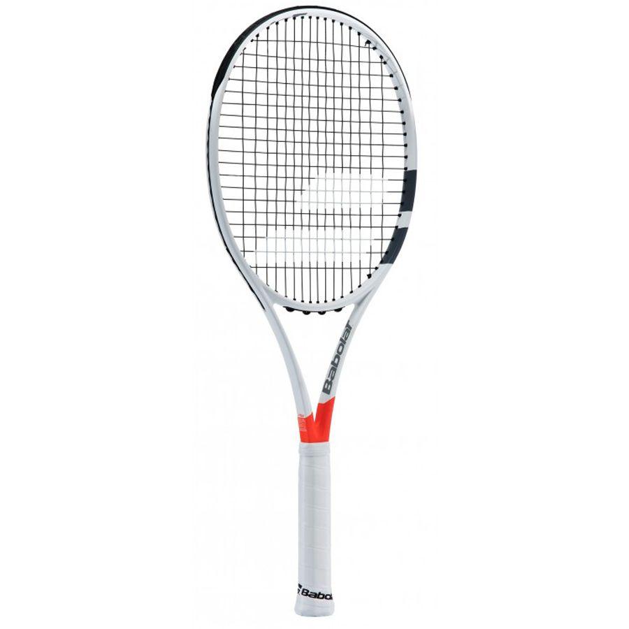 Raquete de Tênis Babolat Pure Strike Team  - REAL ESPORTE