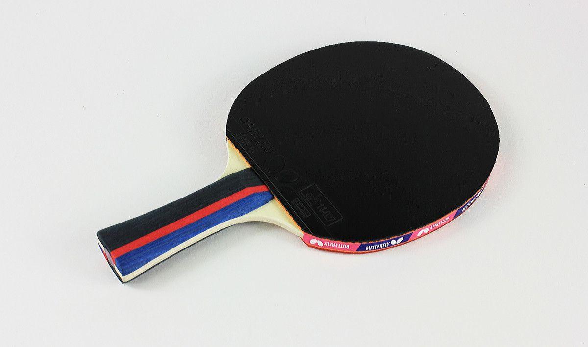 Raquete de tenis de Mesa Butterfly RDJ S1 - Zhang Jike  - REAL ESPORTE