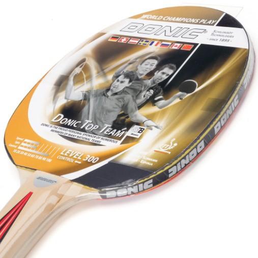 Raquete De Tênis De Mesa Donic  Top Team 300  - REAL ESPORTE