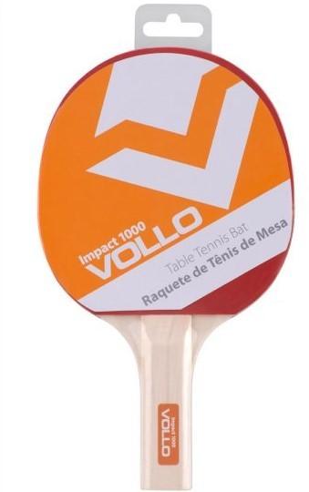 Raquete De Tênis De Mesa Impact 1000 Vollo  - REAL ESPORTE