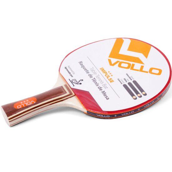 Raquete De Tênis De Mesa Impulse Vollo  - REAL ESPORTE