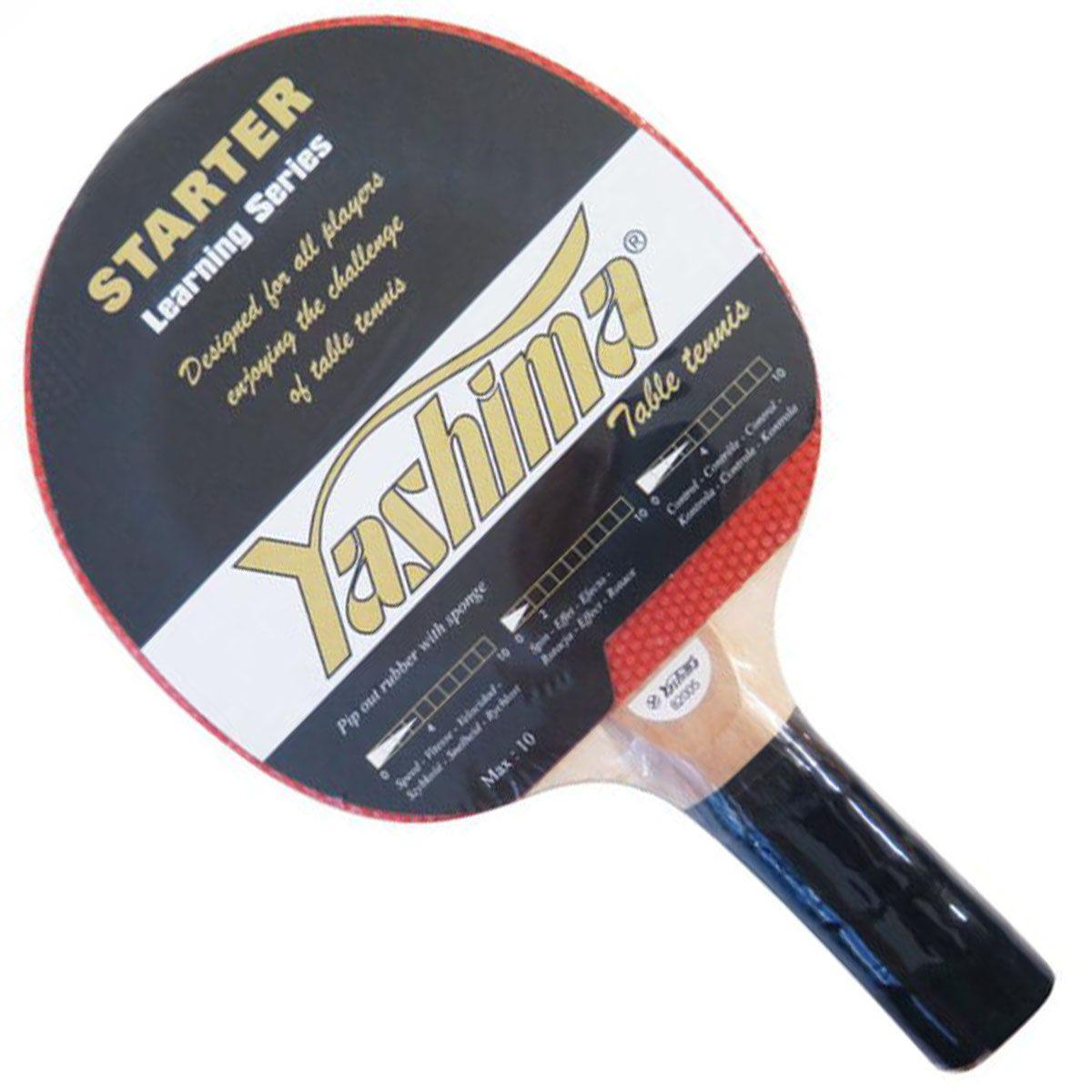 Raquete de tenis de Mesa Yashima - 82005  - REAL ESPORTE