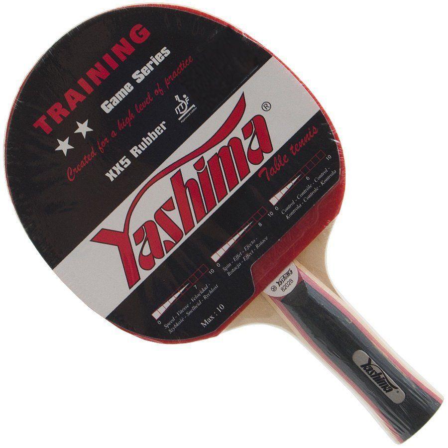 Raquete de tenis de Mesa Yashima - 82028  - REAL ESPORTE