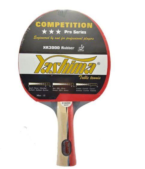 Raquete de Tênis de Mesa Yashima - 82037  - REAL ESPORTE