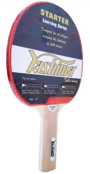 Raquete de Tênis de Mesa Yashima - 9422  - REAL ESPORTE