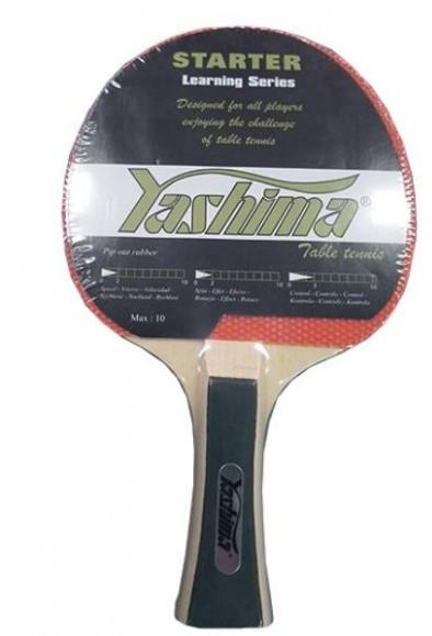 Raquete de Tênis de Mesa Yashima - 9423  - REAL ESPORTE