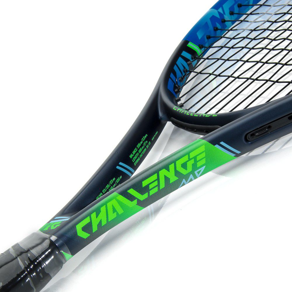 Raquete de Tênis Head Challenge MP Azul  - REAL ESPORTE