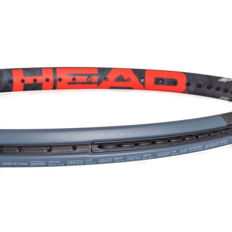 Raquete de Tênis Head Graphene 360 Radical MP   - REAL ESPORTE