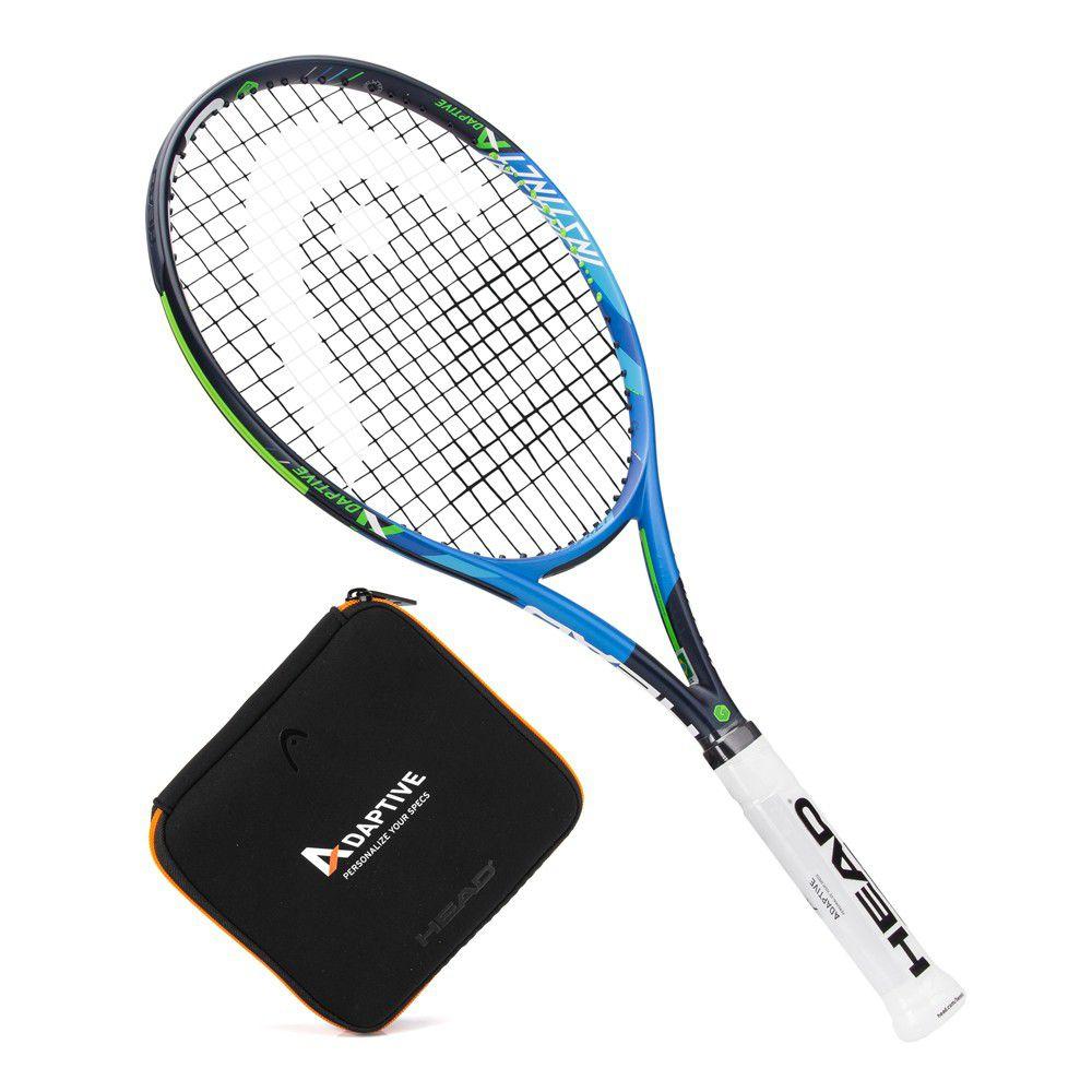 Raquete de Tênis Head Graphene Touch Instinct Adaptive  - REAL ESPORTE