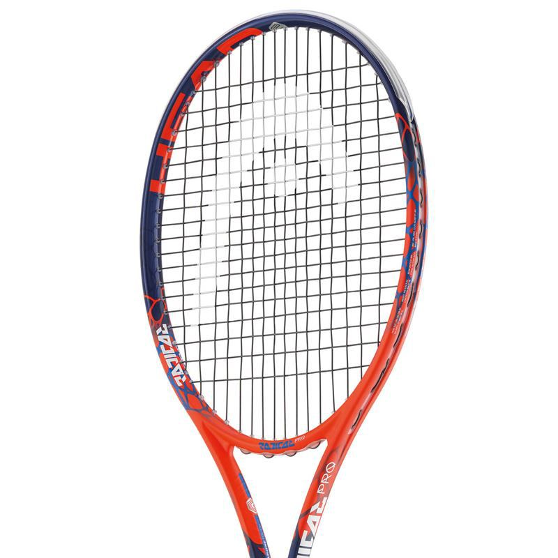 Raquete de Tênis Head Graphene Touch Radical Pro - 2018  - REAL ESPORTE