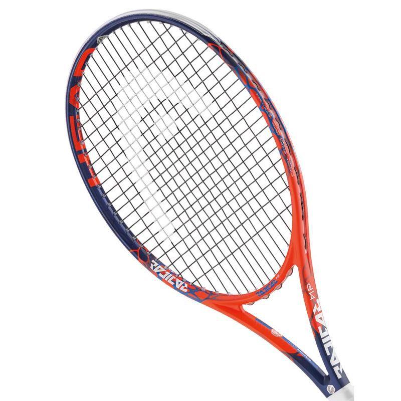 Raquete de Tênis Head Graphene Touch Radical MP - 2018  - REAL ESPORTE