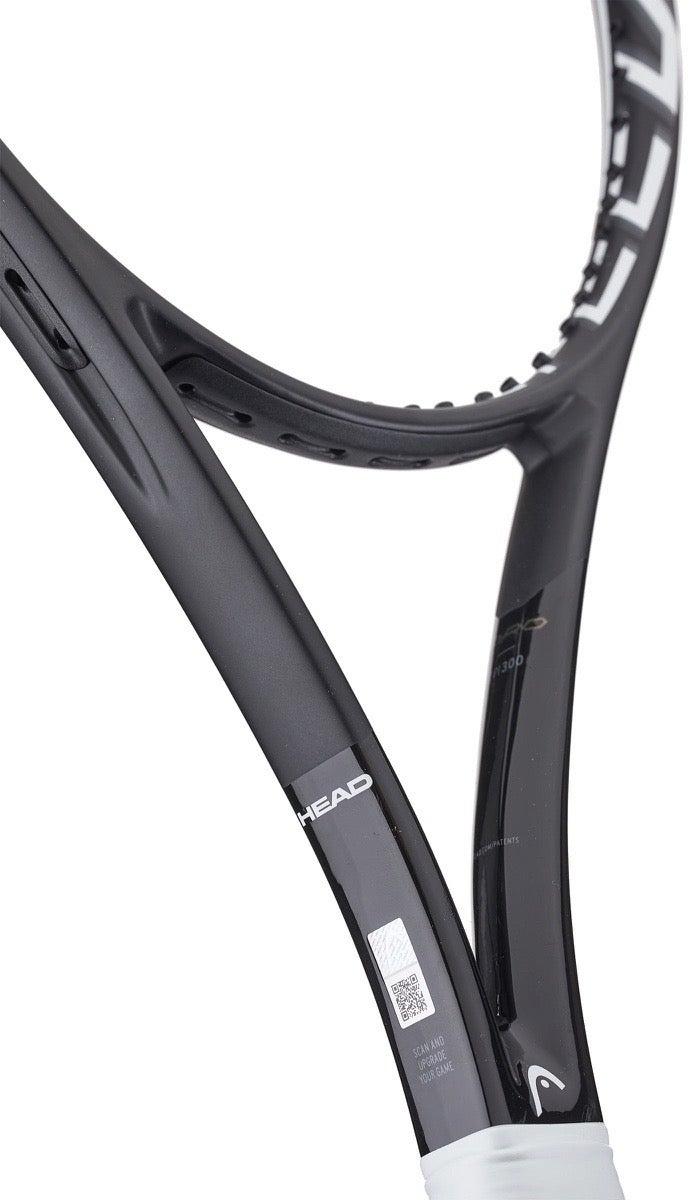 Raquete de Tênis Head 360+ Speed MP Black Ed. Limitada + Corda e Bola  - REAL ESPORTE