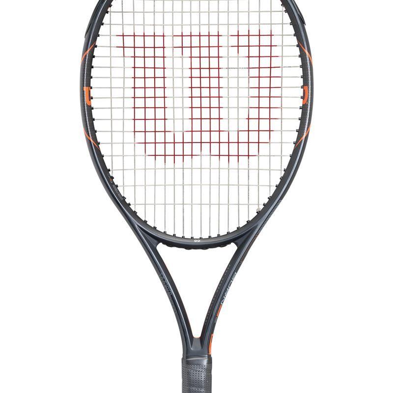 Raquete de tênis Wilson Burn FST 99  - REAL ESPORTE