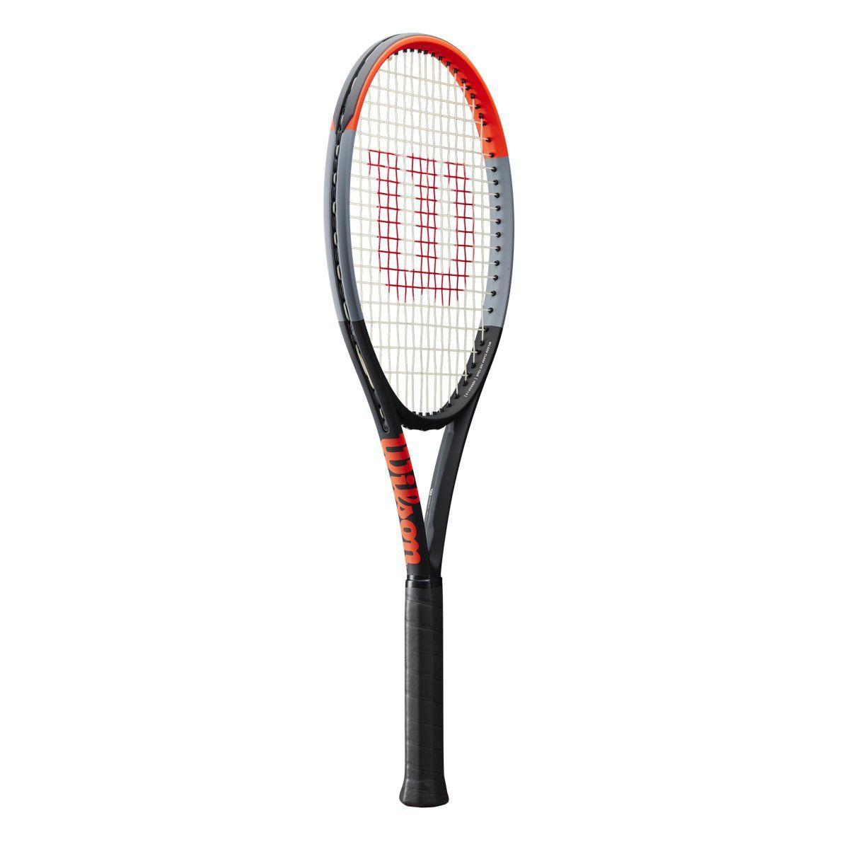 Raquete de Tenis Wilson Clash 100   - REAL ESPORTE