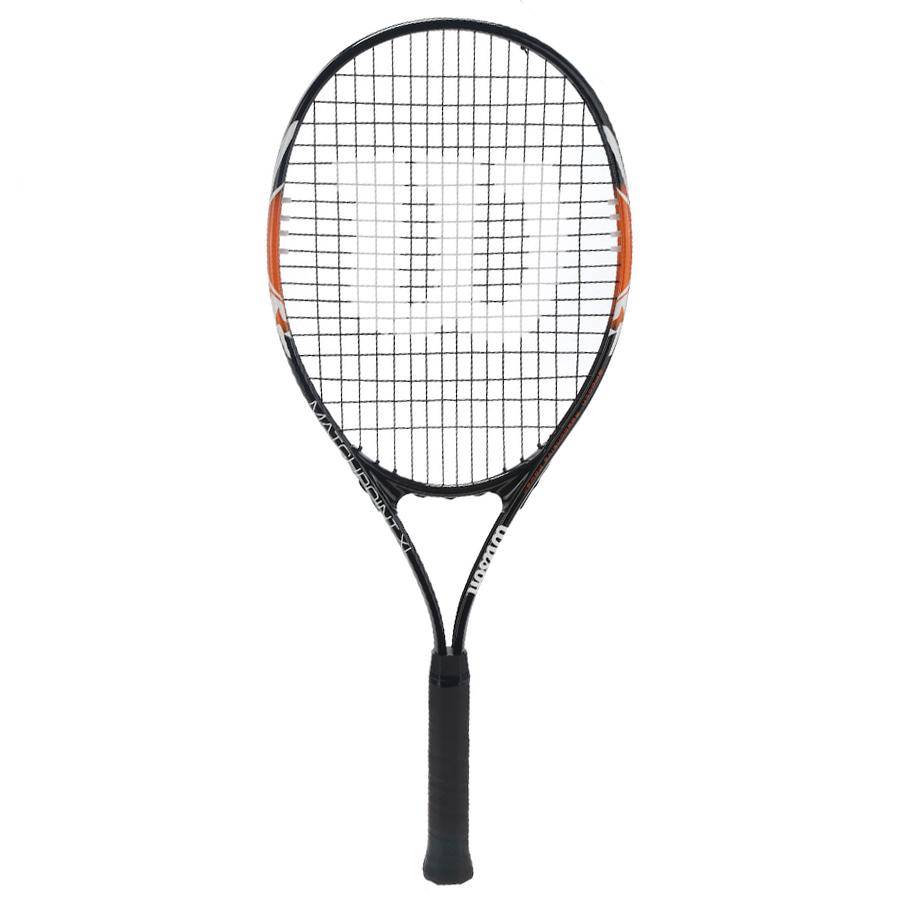 Raquete de Tênis Wilson Matchpoint XL + Tubo de Bola Inni  - REAL ESPORTE