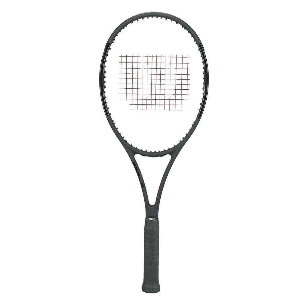 Raquete de Tênis Wilson Pro Staff 97 - Black Edition  - REAL ESPORTE