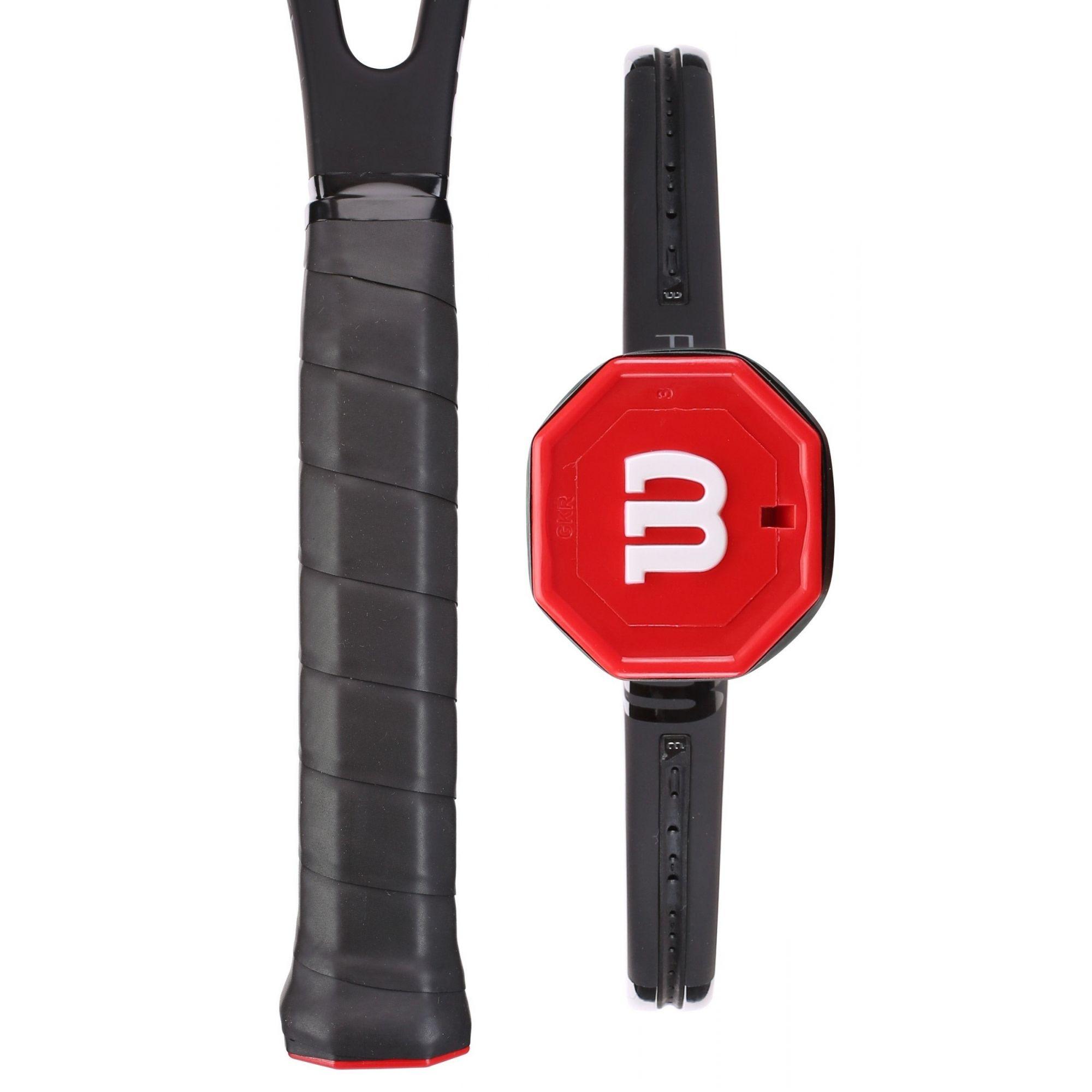 Raquete de Tênis Wilson Pro Staff 97L - Black Edition  - REAL ESPORTE
