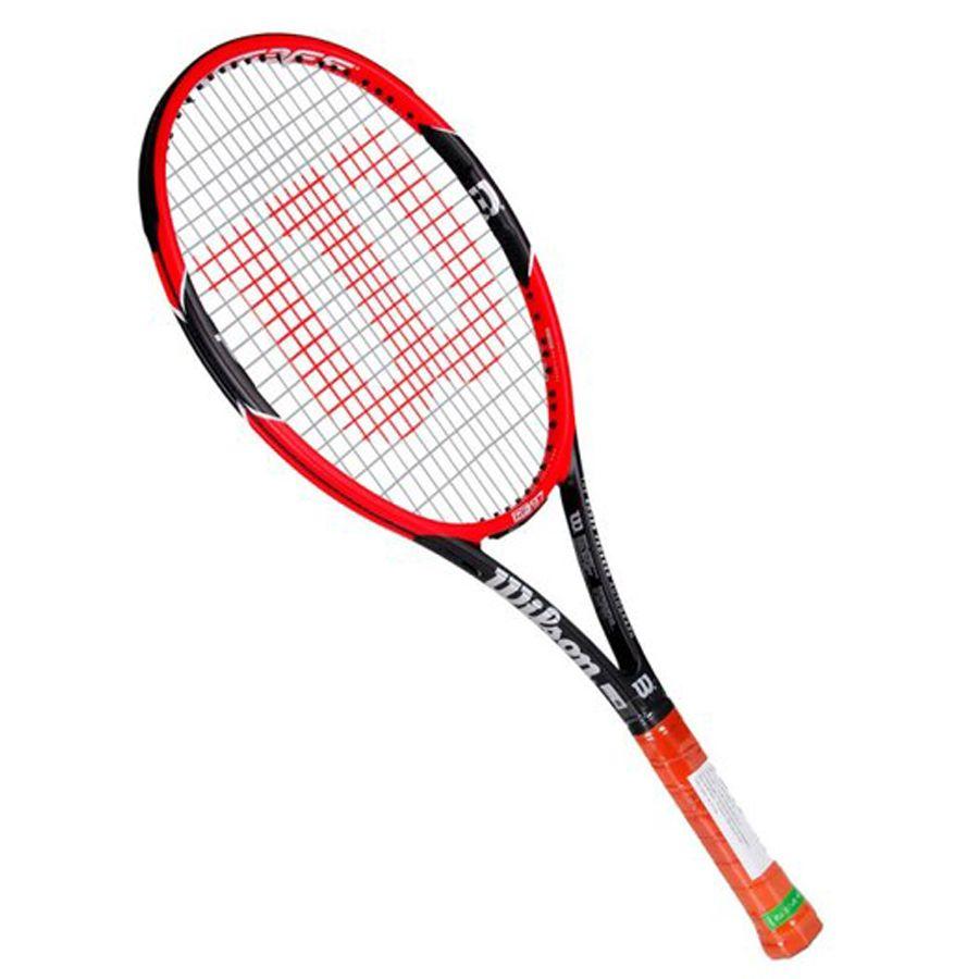 Raquete de Tenis Wilson Pro Staff RF 97 - Cabo em Couro  - REAL ESPORTE