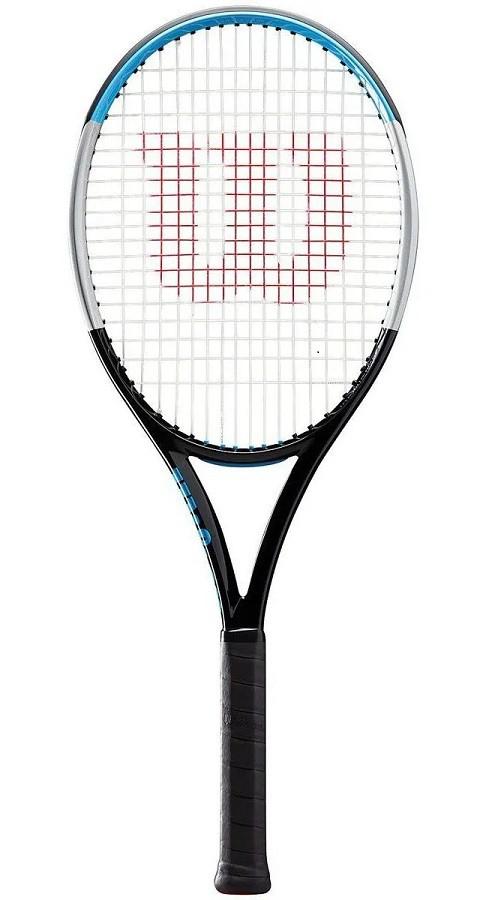 Raquete de Tênis Wilson Ultra 100 V3 + Corda e Bola de Brinde  - REAL ESPORTE