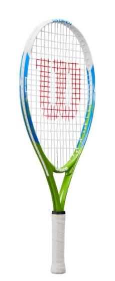 Raquete de Tenis Wilson Us Open 23 - Azul/Verde  - REAL ESPORTE