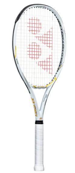 Raquete de Tenis Yonex Ezone 100 L.E. Naomi Osaka - Branca  - REAL ESPORTE