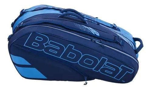 Raqueteira Babolat Pure Drive RH X12 2021 (Térmica) + Brinde  - REAL ESPORTE