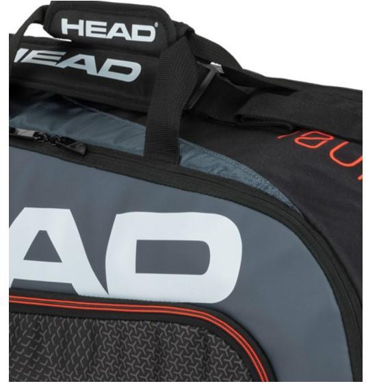 Raqueteira Head Tour Team Combi X6 - Térmica  - REAL ESPORTE