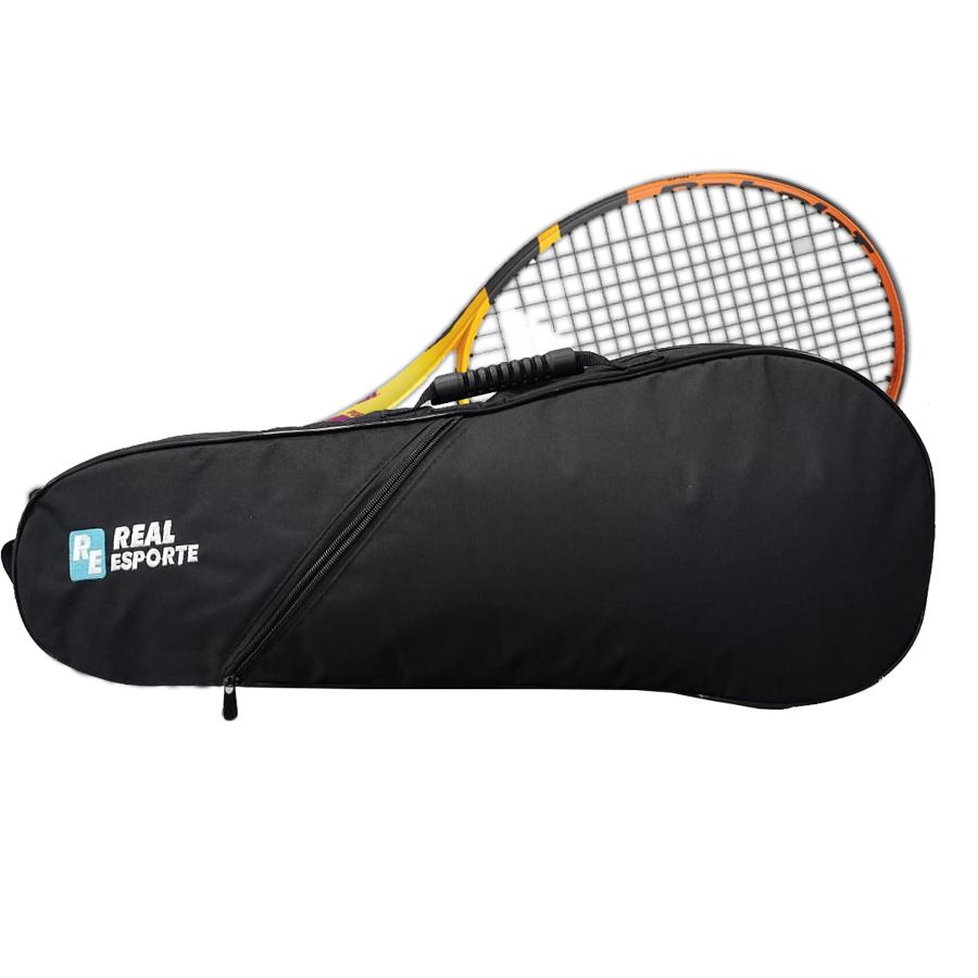 Raqueteira Real Esporte x2 Single Bag    - REAL ESPORTE