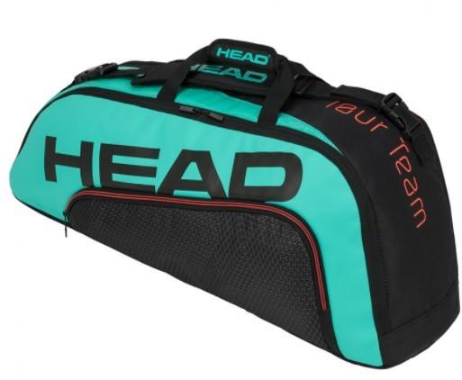 Raqueteira Tour Team 6R Combi Head 2020 - Térmica  - REAL ESPORTE
