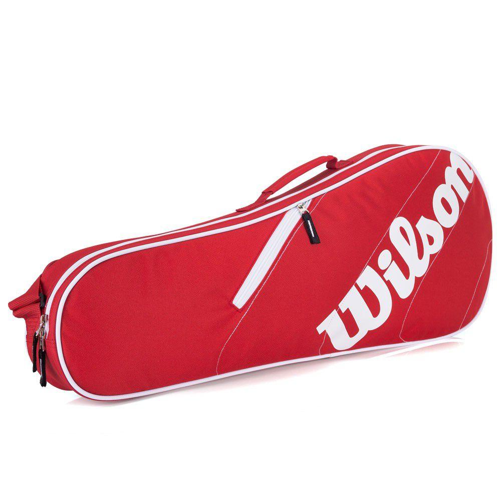 Raqueteira Wilson Advantage x 3 Triple Bag    - REAL ESPORTE