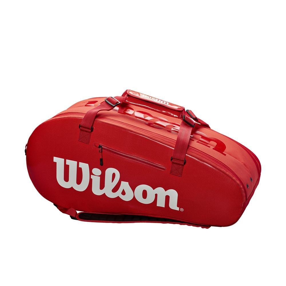 Raqueteira Wilson Super Tour 2 Comp X9 2020  - REAL ESPORTE