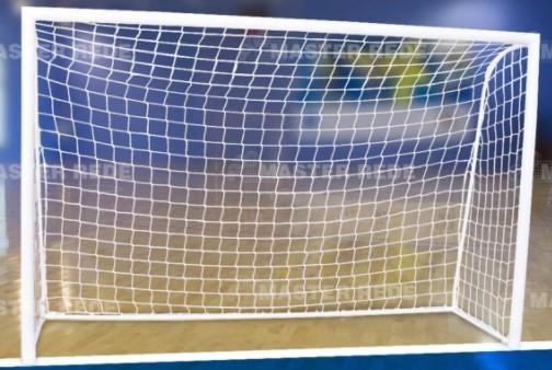 Rede de Futebol de Salão Master Rede Fio 2,5 Seda FS-L2  - REAL ESPORTE