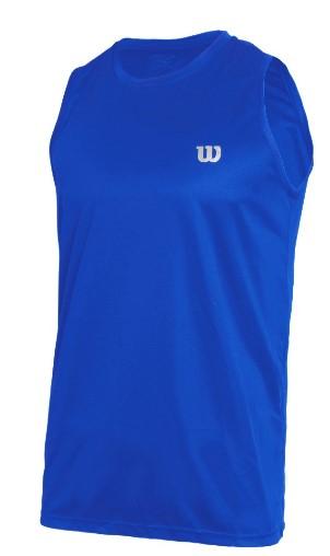 Regata Wilson Core M - Azul Royal  - REAL ESPORTE