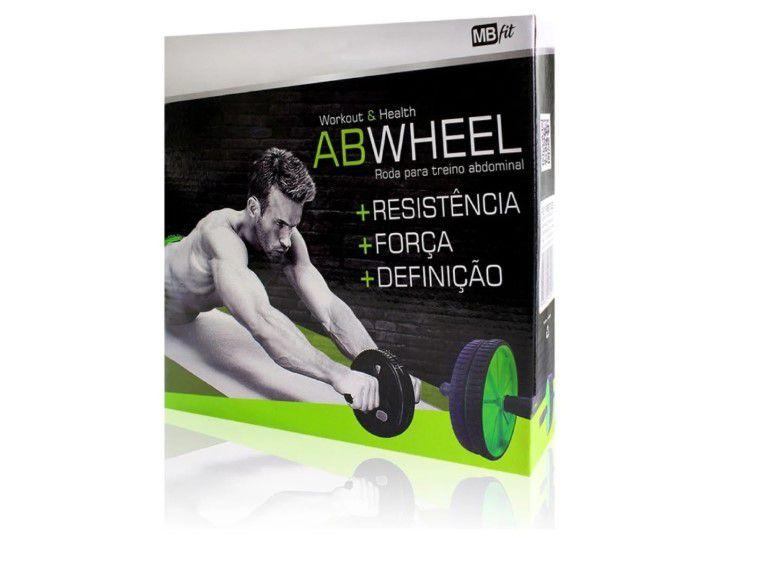 Roda Abdominal  Abwheel   - REAL ESPORTE