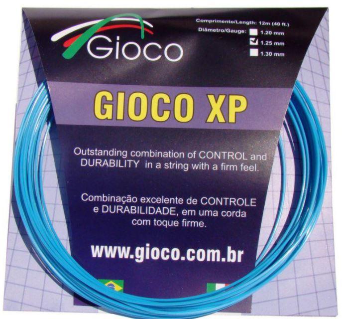 Set de Corda Gioco Xp 1.25 Azul - 12M  - REAL ESPORTE