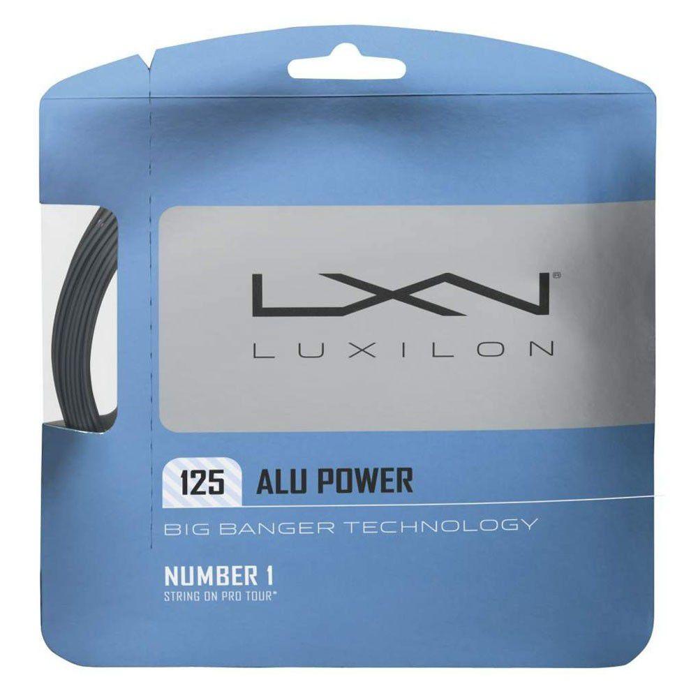 Corda Luxilon Alu Power 16L 1.25mm 12.2m - Set Individual  - REAL ESPORTE