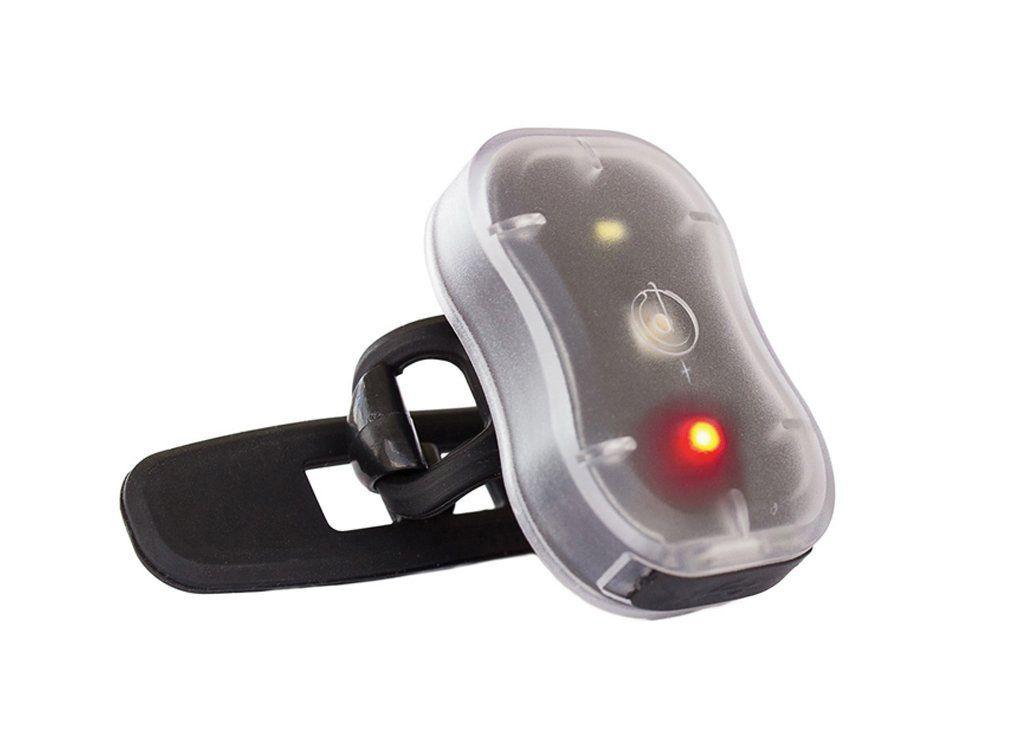 Sinalizador Com Led Vermelho/Branco USB Recarregável - X-Plore  - REAL ESPORTE