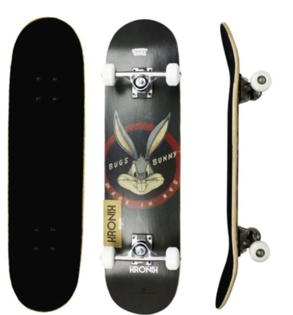 Skate Board Kronik KR 402106  - REAL ESPORTE