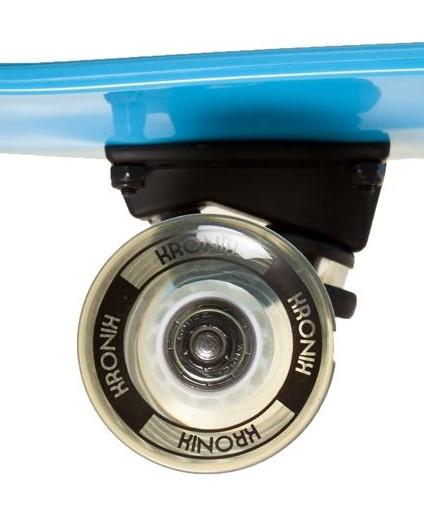 Skate Kinork Cruiser - Azul  - REAL ESPORTE