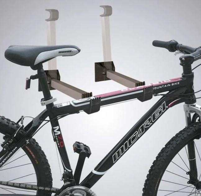 Suporte de Parede Para Bicicleta Atrio  - REAL ESPORTE