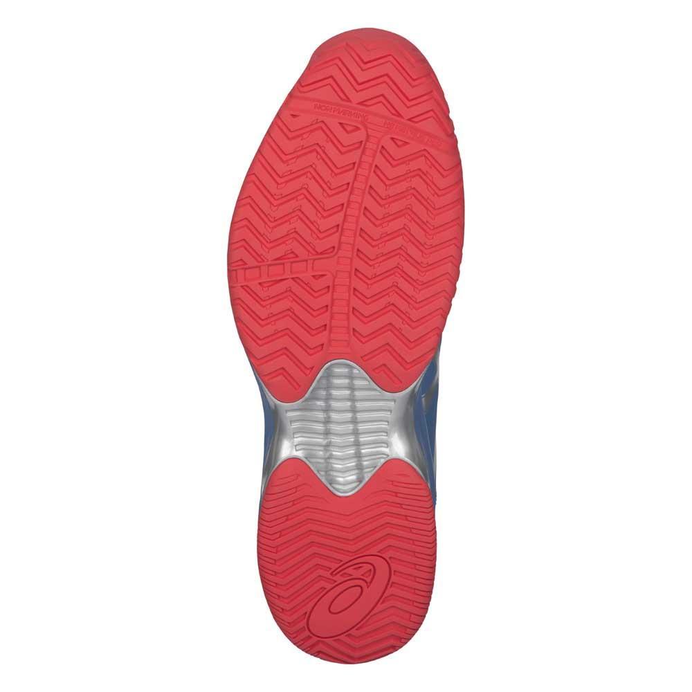 Tênis Asics Gel Court Speed Azul - Quadra Rápida  - REAL ESPORTE