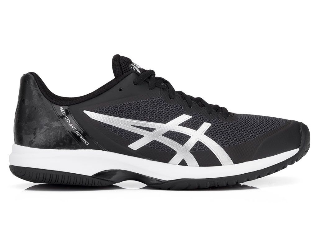 Tênis Asics Gel Court Speed Preto  - REAL ESPORTE