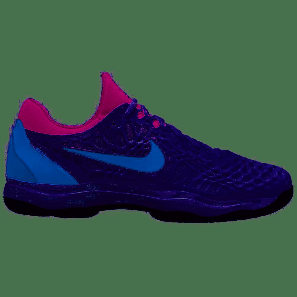 Tenis Nike Air Zoom Cage 3 Hc - Branco  - REAL ESPORTE