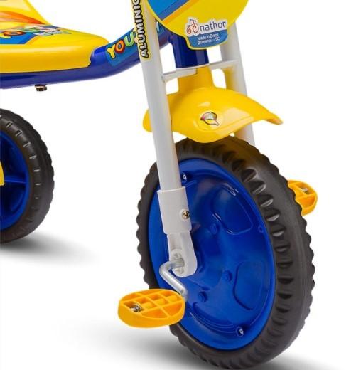 Triciclo Nathor You 3 Boy 2020  - REAL ESPORTE