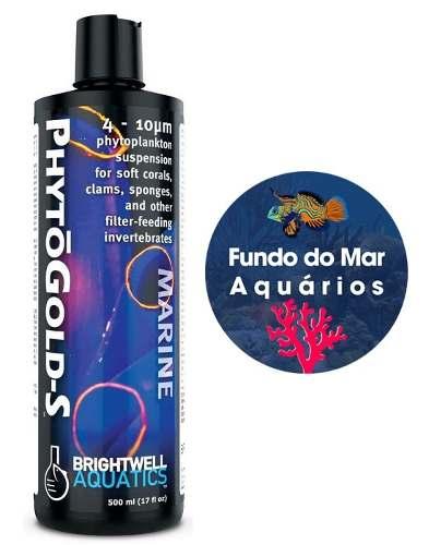 Fitoplancton E Aminoacido 4-10 Micron Brightwell Phytogold-s