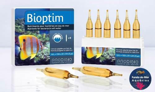 Redutor Nitrato e Fosfato Prodibio Bioptim Marine - 1 Ampola