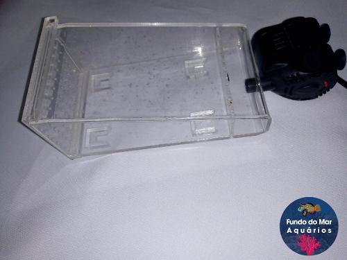 Reator Fluidizado Biopellets Grande Com Bomba
